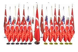 Makam Bayrakları