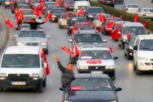 Araç ve Konvoy Bayrakları